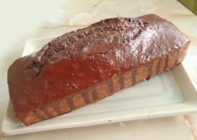 チョコワインケーキ