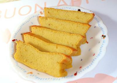 スイートポテト風パウンドケーキ