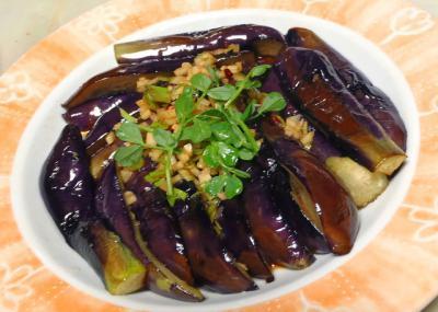 炒めなすの中華醤油