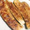 ズッキーニの味噌マヨ焼き