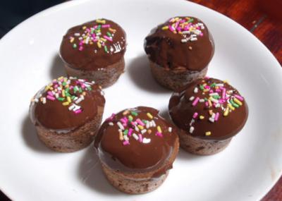 プチチョコケーキ