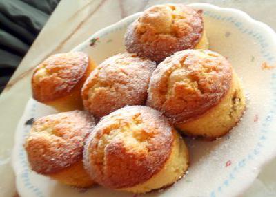 プチフルーツケーキ