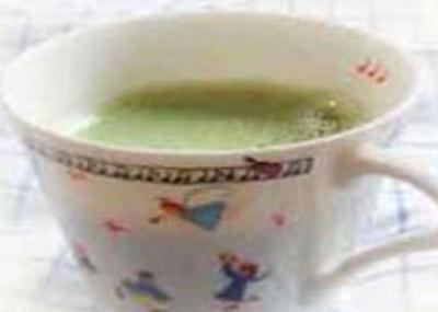 抹茶セーキ