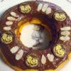 かぼちゃとチョコのリングケーキ