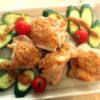 鶏の甘味噌焼き