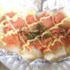 餅のたらマヨ焼き