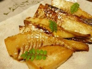 楽天レシピのススメ:簡単♪たけのこのバター醤油焼き