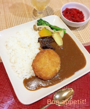 楽天レシピのススメ:☆★ 今日はココイチ風なカレー ♪★☆
