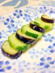 塩麹で茄子と胡瓜の漬物:楽天レシピのススメ