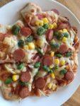 ホットケーキミックスで簡単ピザ:楽天レシピのススメ