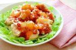辛くて美味しい鶏肉のチリソースがけ:楽天レシピのススメ