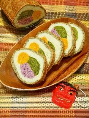 恵方巻きパン:楽天レシピのススメ