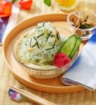 かき氷風うどん(梅茶漬け):楽天レシピのすすめ