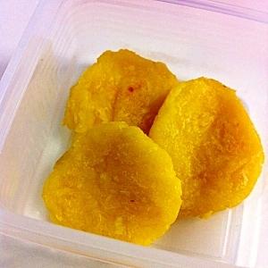 【離乳食中期】かぼちゃと豆腐のお焼き:楽天レシピのすすめ