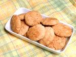 フルーティな香り!オレンジピールのサクサククッキー
