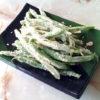さやいんげんの美味しい食べ方!やっぱり天ぷら♪