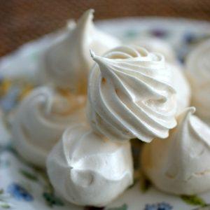 卵白1個で作るメレンゲクッキー:楽天レシピのすすめ