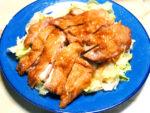 フライパンで完結!鶏と玉ねぎの旨うま炒め♪