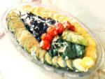 ズッキーニ大量消費!オール野菜の天ぷらセット♪