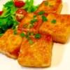 楽天レシピのすすめ:簡単節約♪うちのガリバタ豆腐ステーキ