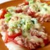 楽天レシピのすすめ:ピザ生地不要‼︎うどん1玉で簡単ピザ♪