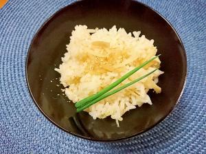 楽天レシピのすすめ:炊飯器に入れて炊くだけ~超簡単★生姜ごはん