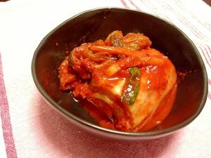 楽天レシピのすすめ:Korean☆韓国人に教えてもらった本格キムチ