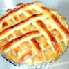 折りパイで本格的に!パイ生地から作るアップルパイ♪