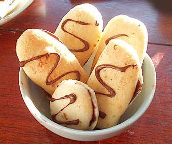 チョコラングドシャクッキー