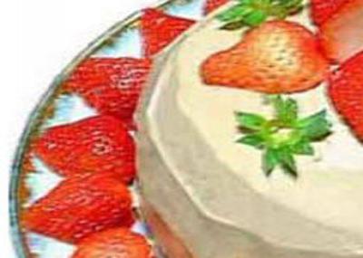 ドームチョコケーキ