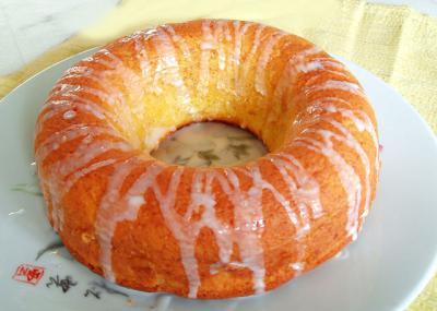 アップルリングケーキ