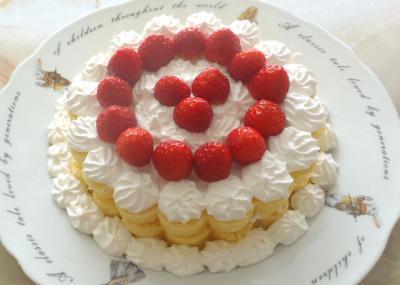 苺のマイパーラーケーキ