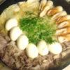 洋風豚白菜鍋
