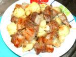 豚バラのオーブン焼き
