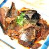 鯖の圧力醤油煮
