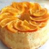100%オレンジジュースで作るフルティーシフォン!