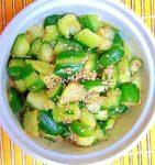夏バテ気味でもパクパク♪きゅうりのスタミナ漬け♪:楽天レシピのススメ