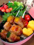 夏野菜の串焼きです☆麺つゆバター味で後引く旨さに♪:楽天レシピのススメ