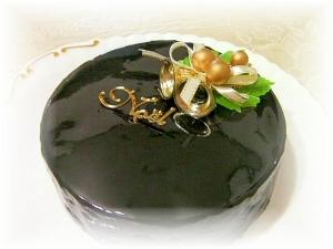 クリスマスに♪マロンのムースケーキ:楽天レシピのススメ
