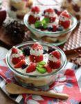 クリスマスに 苺サンタのスコップケーキ:楽天レシピのススメ