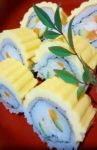 節分に『伊達巻飾り寿司』:楽天レシピのススメ