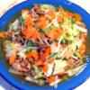 野菜たっぷり!白菜と豚コマ肉のオイスター炒め♪