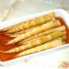 祖母の味を再現してみた!笹竹(姫竹)の簡単含め煮♪