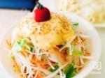 楽天レシピのすすめ:びっくりドンキー風マヨネーズのディッシュサラダ