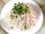 ささっと時短で!大根とツナマヨの簡単混ぜサラダ♪