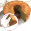 グルテンフリー!抹茶と上新粉で作るしっとりシフォン